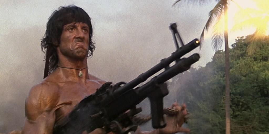 Rambo 1 Elicottero : Quot rambo new blood bez stallone a