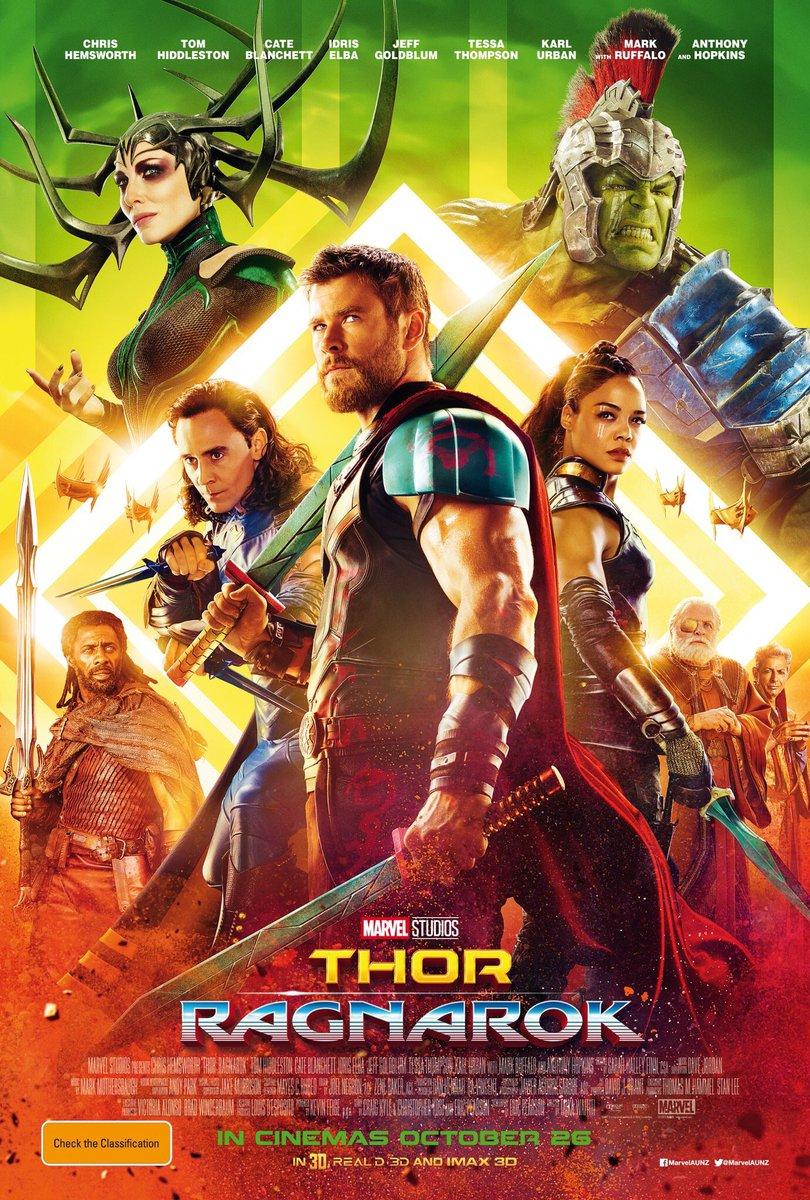 "Znalezione obrazy dla zapytania ""Thor Ragnarok"""