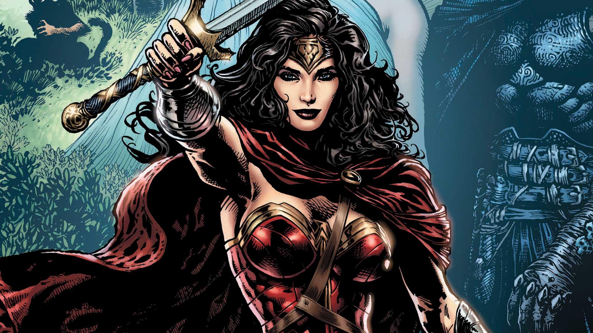 Mitologii Wonder Woman Co Przejawilo Sie Nie Tylko Zmianami W Jej Wizerunku Ale Tez Caloksztalcie Realiow Ktorych Zwykla Ona Funkcjonowac