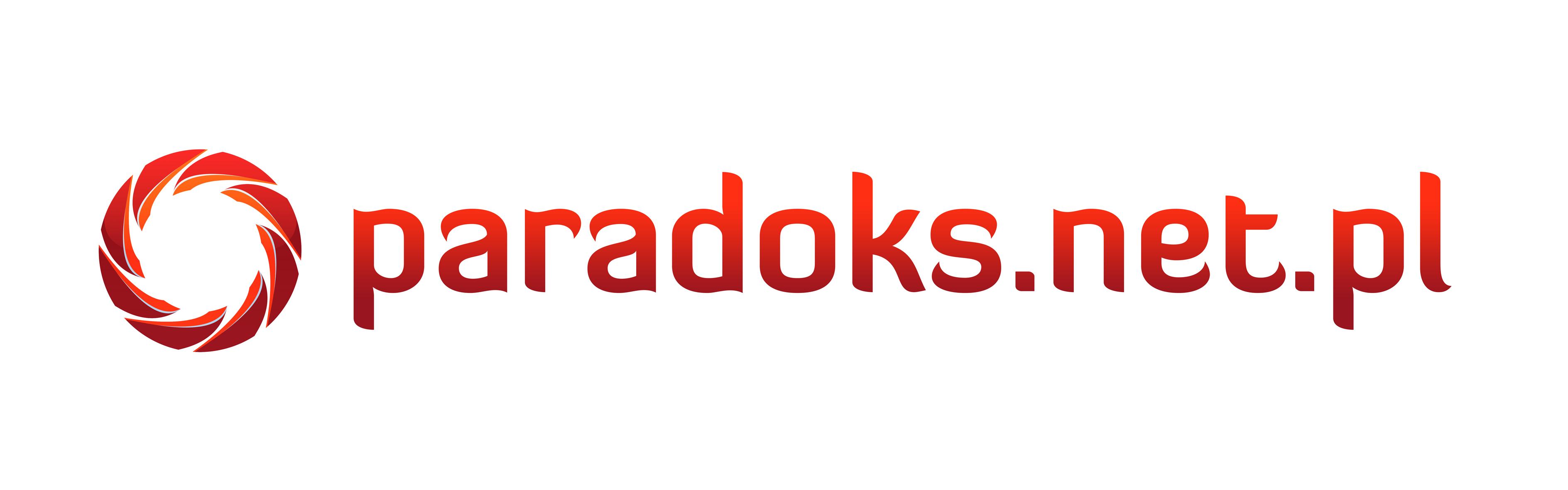 Znalezione obrazy dla zapytania paradoks.net logo