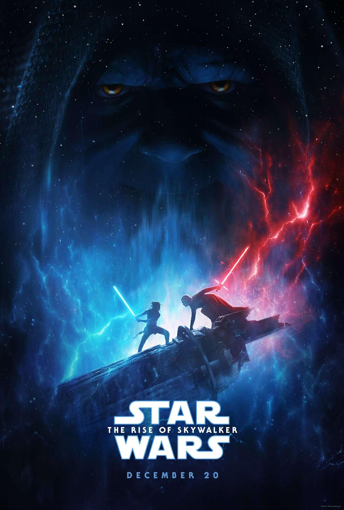 Pierwszy Plakat Gwiezdnych Wojen Skywalker Odrodzenie
